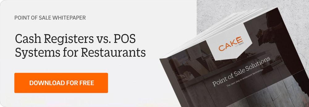 Restaurant POS Whitepaper